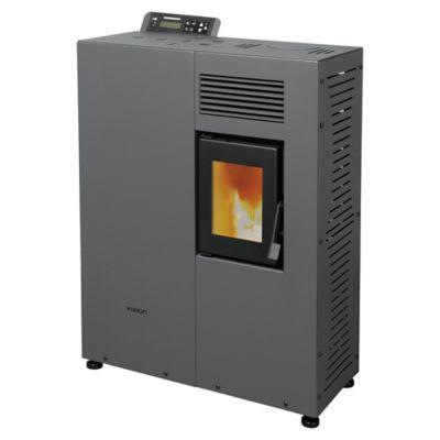 Calefactor a pellet Bambina 6kw gris