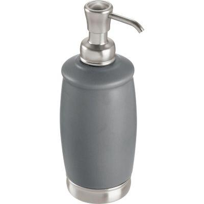 Dispensador de jabón York gris