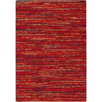 Alfombra Sherpa 160 x 230 cm multicolor