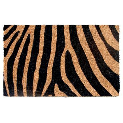Felpudo Zebra 45 x 75 cm