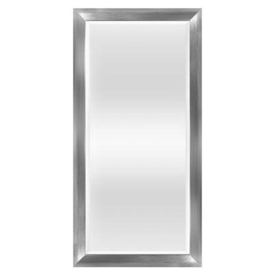 Espejo Teramo plateado 80 x 180 cm