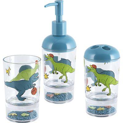 Vaso Dinosaurios multicolor