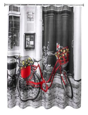 Cortina de baño Vintage 178 x 180 cm