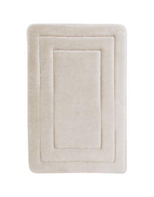 Pack de 2 alfombras de baño Race 40 x 60 cm ivory