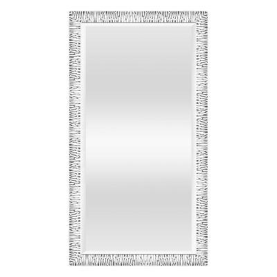 Espejo Foligno plateado 60 x 120 cm