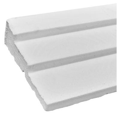Moldura exterior 50 x 150 mm crema