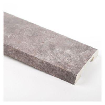 Zócalo de PVC 240 cm concreto