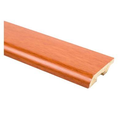 Zócalo de PVC 240 cm caoba