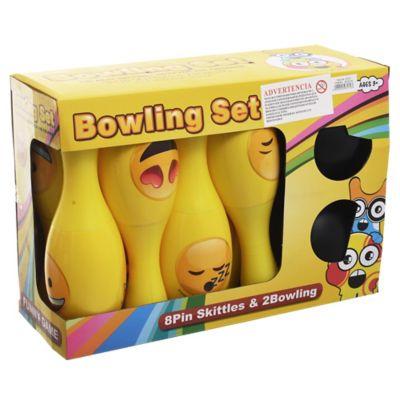 Kit de bowling animado