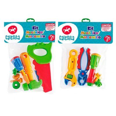 Kit de herramientas de plástico