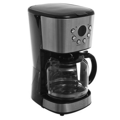 Cafetera por goteo 900 w negra
