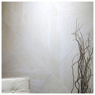 Porcelanato de interior 58 x 58 cm Lille arabesco blanco 1.68 m2