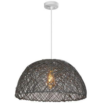 Lámpara colgante Fysi 1 luz E27