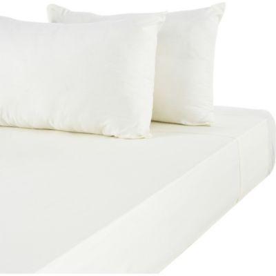 Juego de sábanas 2 plazas beige