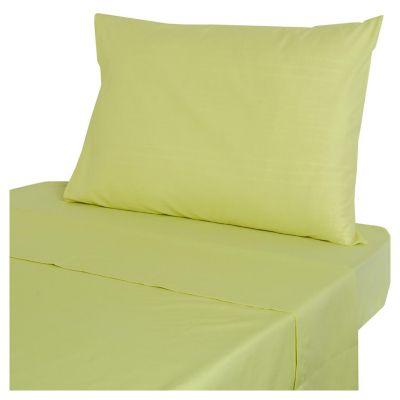 Juego de sábanas 2 plazas verde