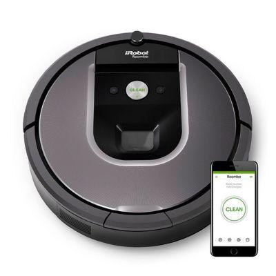 Aspiradora robot Roomba 960
