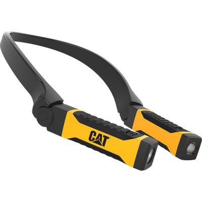 Linterna para cuello amarilla y negra