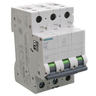 Interruptor termomagnético 3P 25A