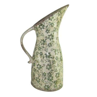 Florero cerámica g. jarra