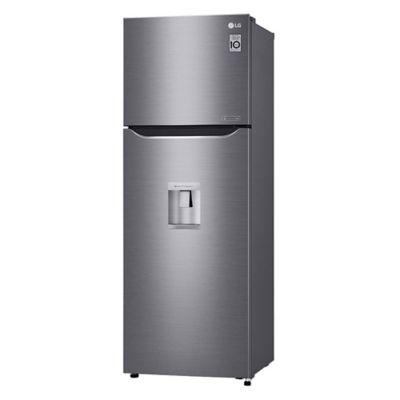 Refrigerador Omega 272 L plateado