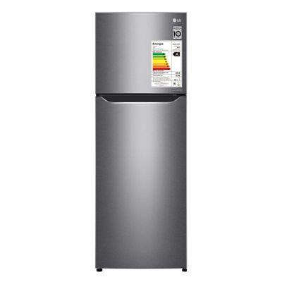 Refrigerador Omega 312 L plateado