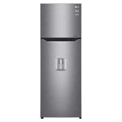 Refrigerador Omega GM-F372SLCN 312 L plateado