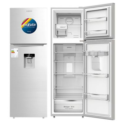 Refrigerador RENX275DW frío seco 255 L blanco