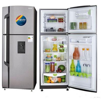 Refrigerador frío seco 258 L inoxidable