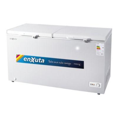Freezer horizontal 400 L blanco