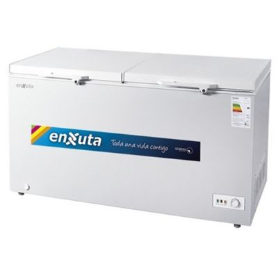 Freezer horizontal 460 L blanco