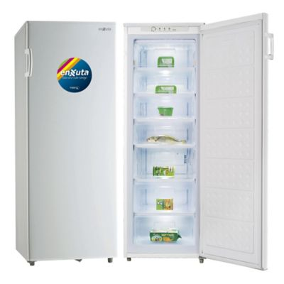 Freezer vertical 235 L blanco