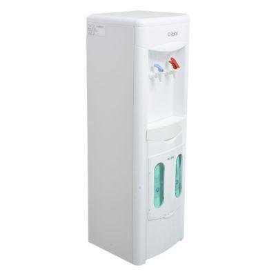 Dispensador de agua fría y caliente con 4 pasos de filtrado de pie
