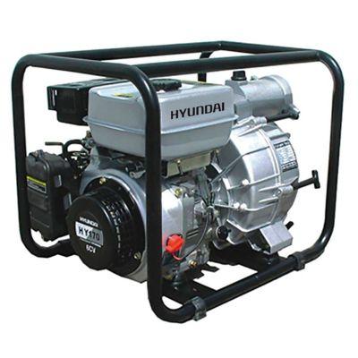 "Motobomba HYT80 7 HP s. 3"""