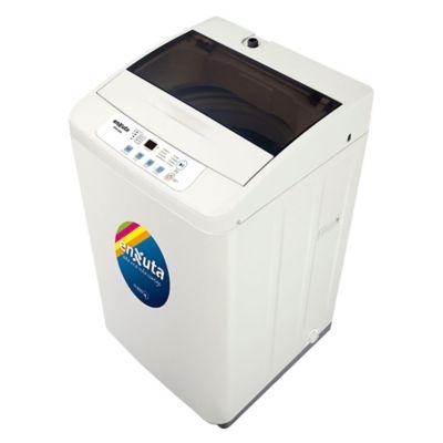 Lavarropa automático LENX4550 carga superior 5 kg blanco
