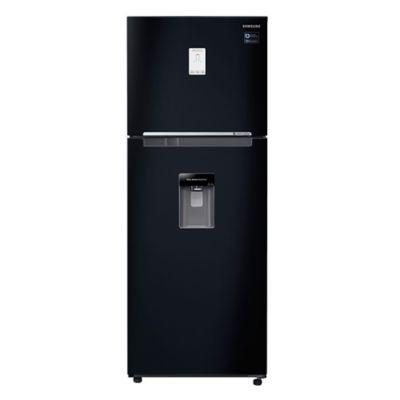 Refrigerador frio seco 383 L negro