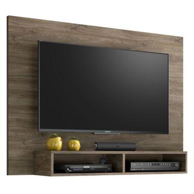 Rack de TV Eros castaño 89 x 120 x 28 cm