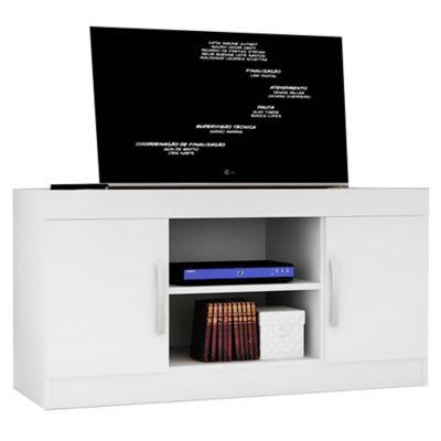 Rack de TV Isabel blanco 60 x 120 x 40 cm