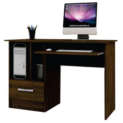 Escritorio Desktop de MDP castaño