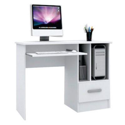 Escritorio Desktop de MDP blanco