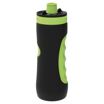 Botella plástico 680 ml negra