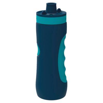 Botella plástico 680 ml azul