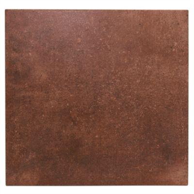 Cerámica 46 x 46 cm Rústico rojo 2.58 m2