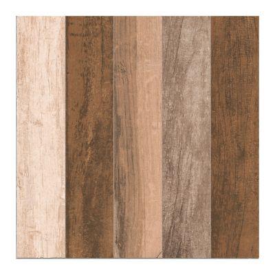 Cerámica de interior 46 x 46 cm Malargüe marrón 2.58 m2