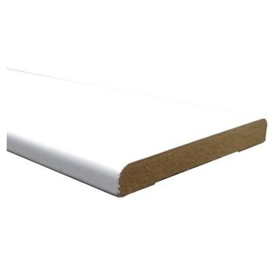 Kit de contramarco Practika blanco