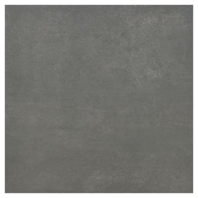 Porcelanato de interior 60 x 60 cm Omnia gris oscuro 1.44 m2
