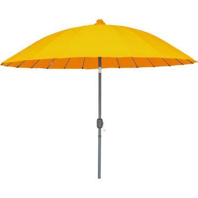 Sombrilla 245 x 270 cm amarilla