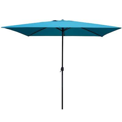 Sombrilla 260 x 200 x 300 cm azul