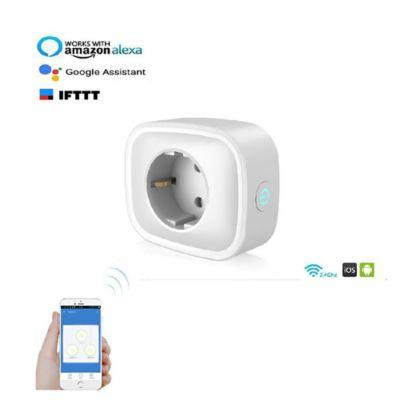 Enchufe Smart Wi-Fi schuko