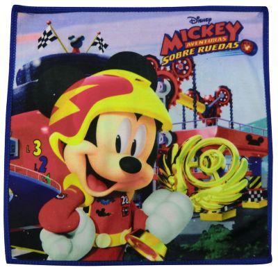 Toalla social Mickey 30 x 30 cm multicolor