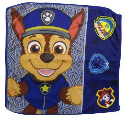Toalla social Paw Patrol 30 x 30 cm multicolor